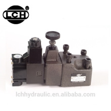 Alibaba China supplier yuken type low noise solenoid control relief valve S-BSG-03/06/10