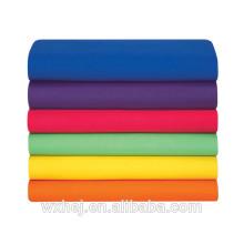 Завод Оптовая продажа полиэстер/хлопок сплошной Цвет постельное белье ткань
