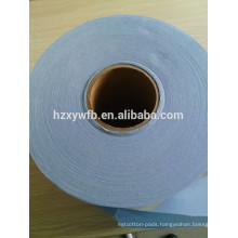 Cross Lapping/Parallel Spunlace Nonwoven Fabric For Wet Wipes Jumbo Roll
