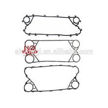 Heat exchanger spacer Rubber seal gasket flange Sealing Gaskets Flat seals pad for Motor engine