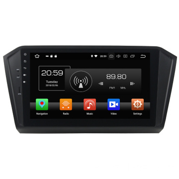 폭스 바겐 패스 2015-2017 Android Car DVD Player