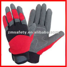 Spandex super fit pad bike racing glove