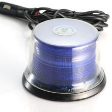 LEVOU a bola de fogo brilhante Super Mini teto luz sinal de advertência (HL-311 azul)