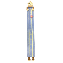 Plush Monkey Height Chart