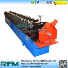 Kielrollenformmaschine, gebrauchte Stahlbaggerbahnen