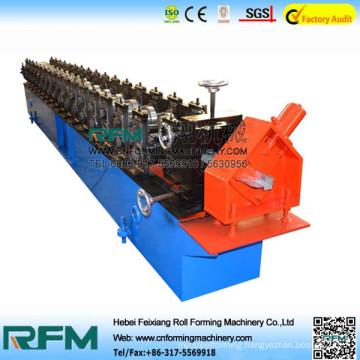 Keel roll forming machine, used steel excavator tracks