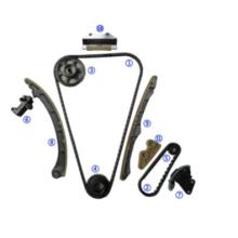 Timing Chain Kits for Honda 2.4lk24A1, K24z 4cyl 02-09
