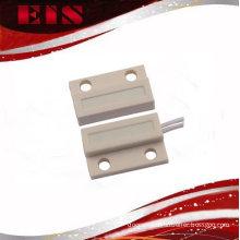 Magnetic Door Contact Switch Security Alarm System For Wooden Door Or Window