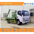 JAPAN technology 4x2 10CBM garbage collecting truck