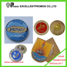 Insignia de metal lapela cuaternizada (EP-B7024)