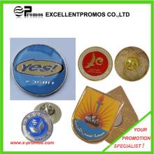 Insigne métallique en revers de marque Cuatomized (EP-B7024)
