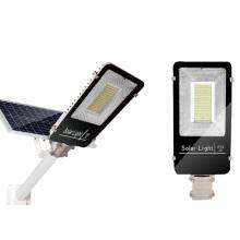 Светодиодный уличный фонарь на солнечной батарее