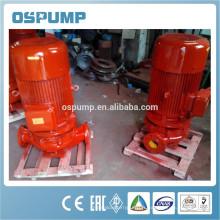Système de pompage de pompe de surpression ISG