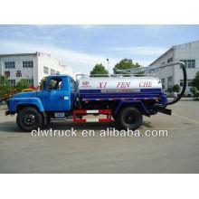 6000L Dongfeng fecal camión cisterna