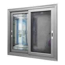 WANJIA Aluminium sliding window system/aluminum push-pull window