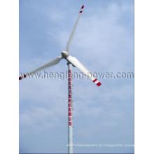 Turbinas de vento poderoso 3KW 120VAC gerador de turbinas de vento de eixo Horizontal 3000W