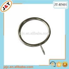 home decor metal curtain ring eyelet design