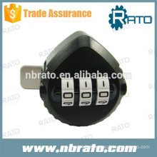 RD-113 ABS triangle security combination lock