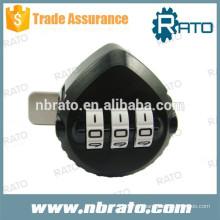 RD-113 ABS triângulo bloqueio de combinação de segurança