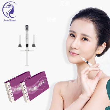 Skin Hyaluronic Acid Upper Lip Injection Dermal Filler