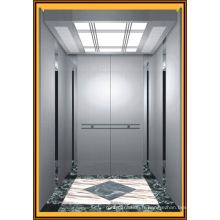 Ascenseur de passagers typique de petite salle des machines