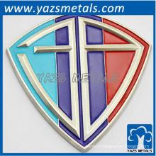 personnaliser le logo de voiture pour les membres du club automobile