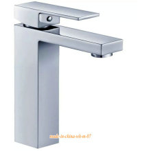 Sanitary Ware Square Single Handle Basin Mixer