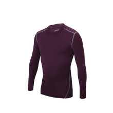 Sublimazione 85% poliestere 15% Spandex compressione Rash Guards