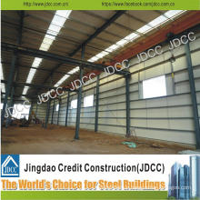 Structure Steel Fabrication Wareroom Building