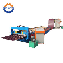 Roofing Corrugated Sheet Roll Forming Machinery