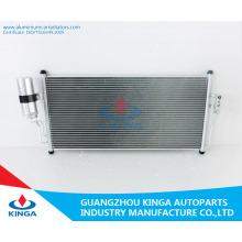OEM: 92110-95foc Bonne qualité Nissan Condensateur pour Sunny (10-) Argent