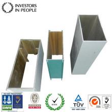 Profils d'extrusion en aluminium / aluminium pour porte Kfc