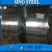 Bande en acier galvanisée Jisg3302 Z275 en bobine 2,0 mm d'épaisseur