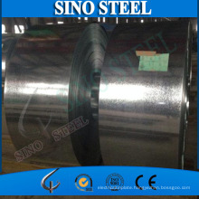 Q345 Grade Hot Dipped Galvanized Steel Strip for Purlin