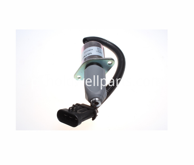 New Bobcat Traction Lock Solenoid 6681512 for sale 2