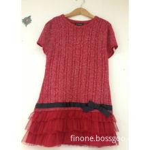 Girls Pullover Sweater Dress