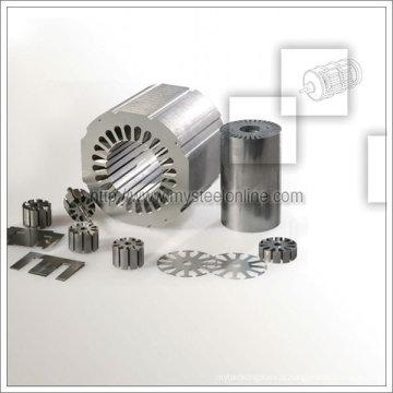 Alta resistência elétrica Silicon Steel Lamination