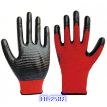 Nitrile Gloves for Chemical Processing, Printing, Machine Operations, Maintenance