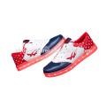 Las nuevas muchachas de la PU LED encienden los zapatos de las zapatillas de deporte de los zapatos LED de los deportes
