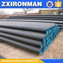 tubo de aço sem emenda de carbono ASTM a106 gr b