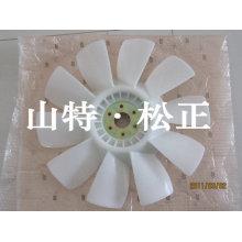 600-625-7550 Fan Cooling KOMATSU 4D95 PC130-8 FAN