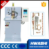 HWASHI MF-10KA Weld Copper Wire to Sleeve, DC Spot Welding Machine