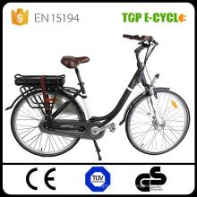 Bicicleta eléctrica de la e-bici 700C de las señoras de la bicicleta de 36V 250W