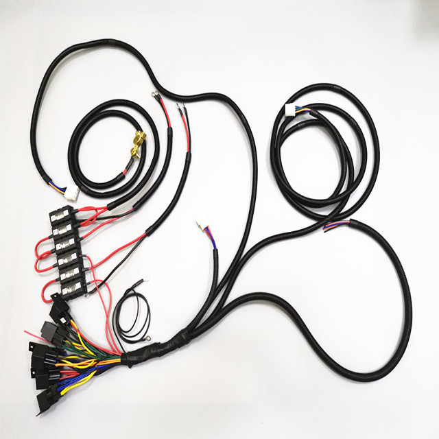 Auto Relay Wire Harness