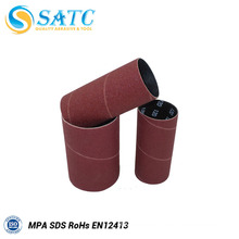 chinese supplier industrial abrasive band sanding sleeve About