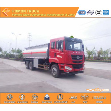 CAMC 6x4 Used Fuel Tanker Truck Capacity of 20000l