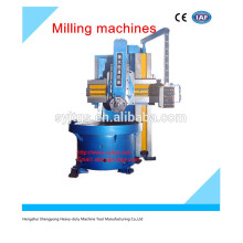 high precision milling machines for hot sale with low price