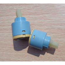 hot and cold water faucet plastic ceramic cartridge 45mm