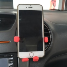 Silicone Cartoon Cell Phone Holder