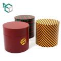 erfahrener Fabrikpapierrohrbecherschalenverpackungszylinder-Geschenkkasten